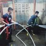 Sanitation and Disinfection in Santa Rita Public Market