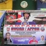 SYMPOSIUM & OATH-TAKING OF SWORD FEDERALISM LEADERS HELD