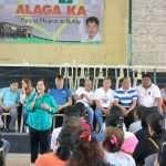 """GOV. LILIA PINEDA HEADS THE PHILHEALTH """"ALAGA KA"""" MDR DISTRIBUTION"""